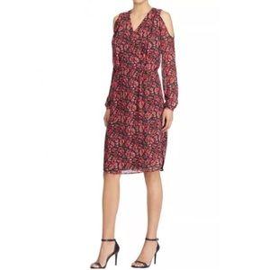 Lauren Ralph Lauren Cold Shoulder Dress. Size 12